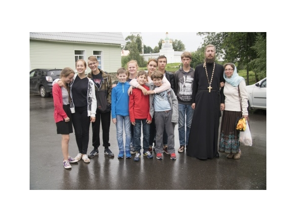 Поездка в Толгский монастырь детей воскресной школы