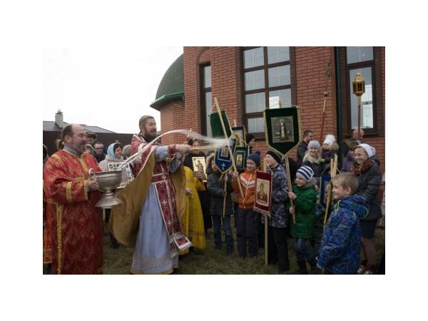 Престольный праздник в Булатово