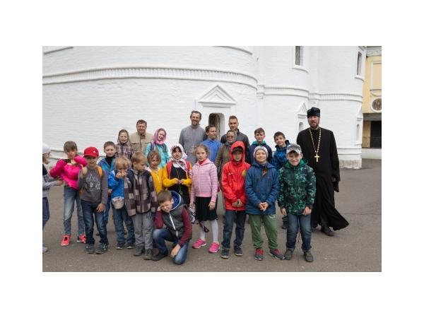 Летняя воскресная школа