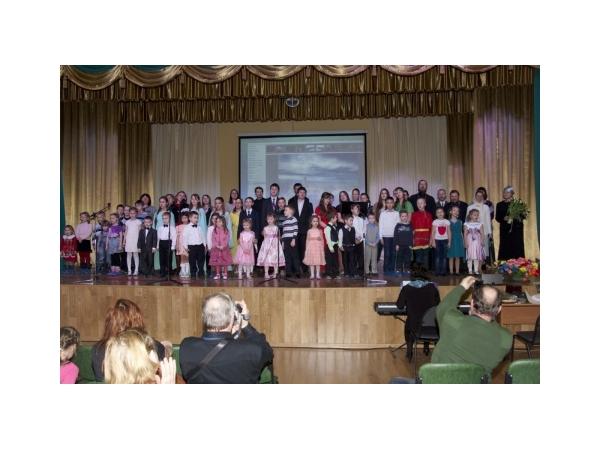 310 лет храма и 10 лет воскресной школы