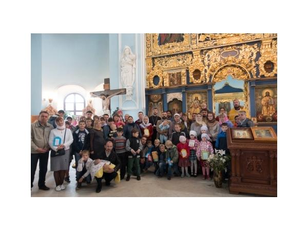 День свв. благоверных Петра и Февронии в Дубровицах