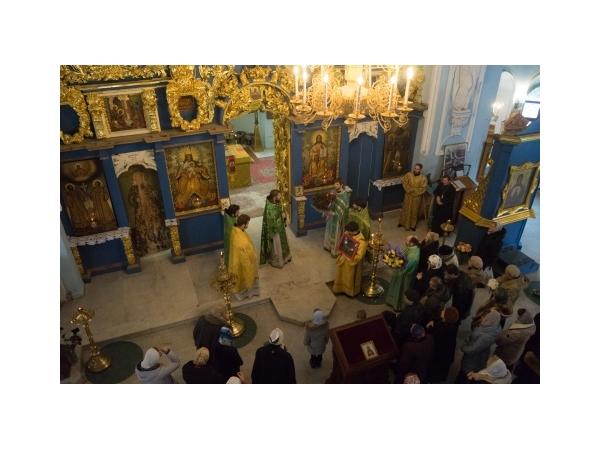 20 лет служения в сане священника протоиерея Андрея Грицышина