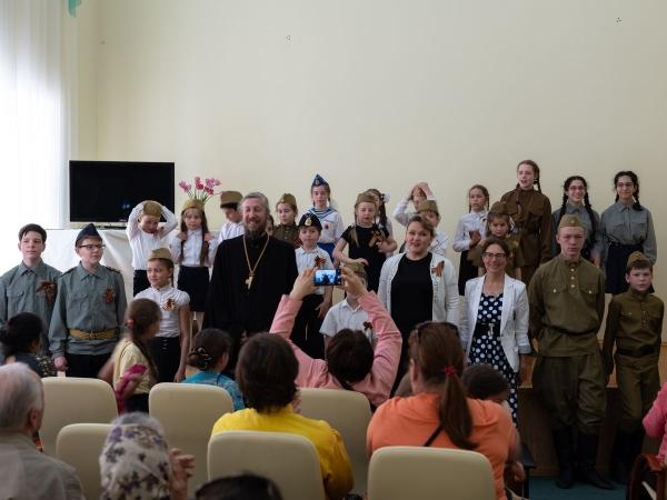 Пасхальный праздник и День Победы в воскресной школе