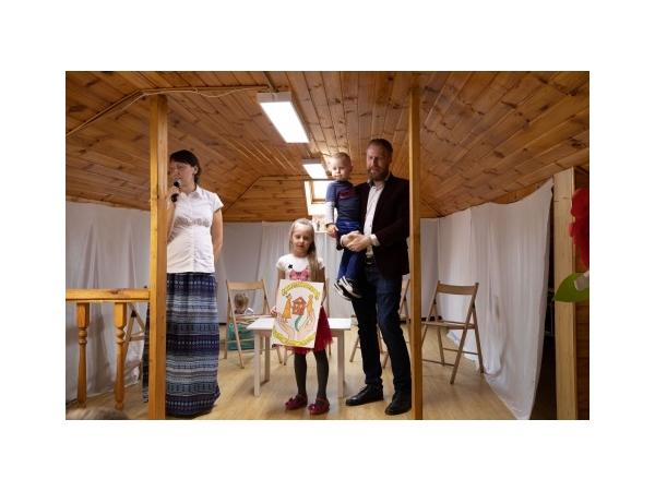 Приходской праздник «Папа, мама, ты и я - счастливая семья!»