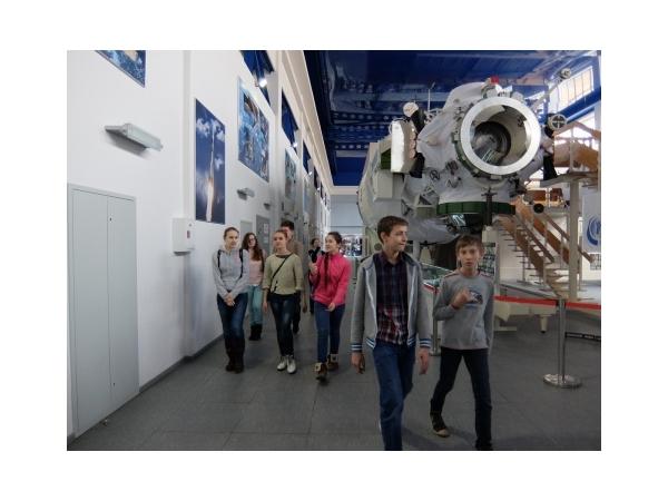 Посещение воскресной школой Центра подготовки космонавтов им. Гагарина