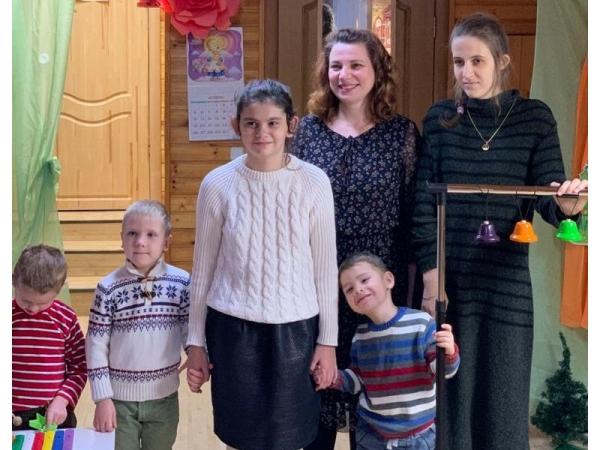 Праздник, посвящённый Дню матери